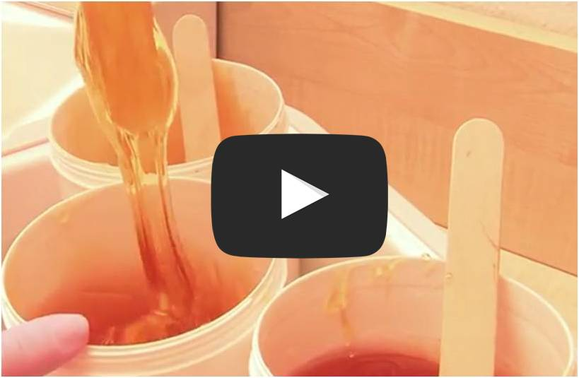 sugaring video